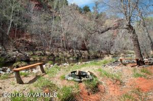 Creekside Fire Pit