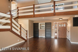 OPEN LOFT UPSTAIRS ABOVE GREAT ROOM