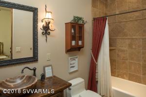 En-Suite Bathroom 2 + Tub & Shower