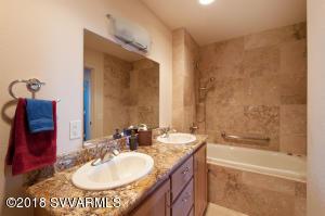 Guest Bath Lower Level