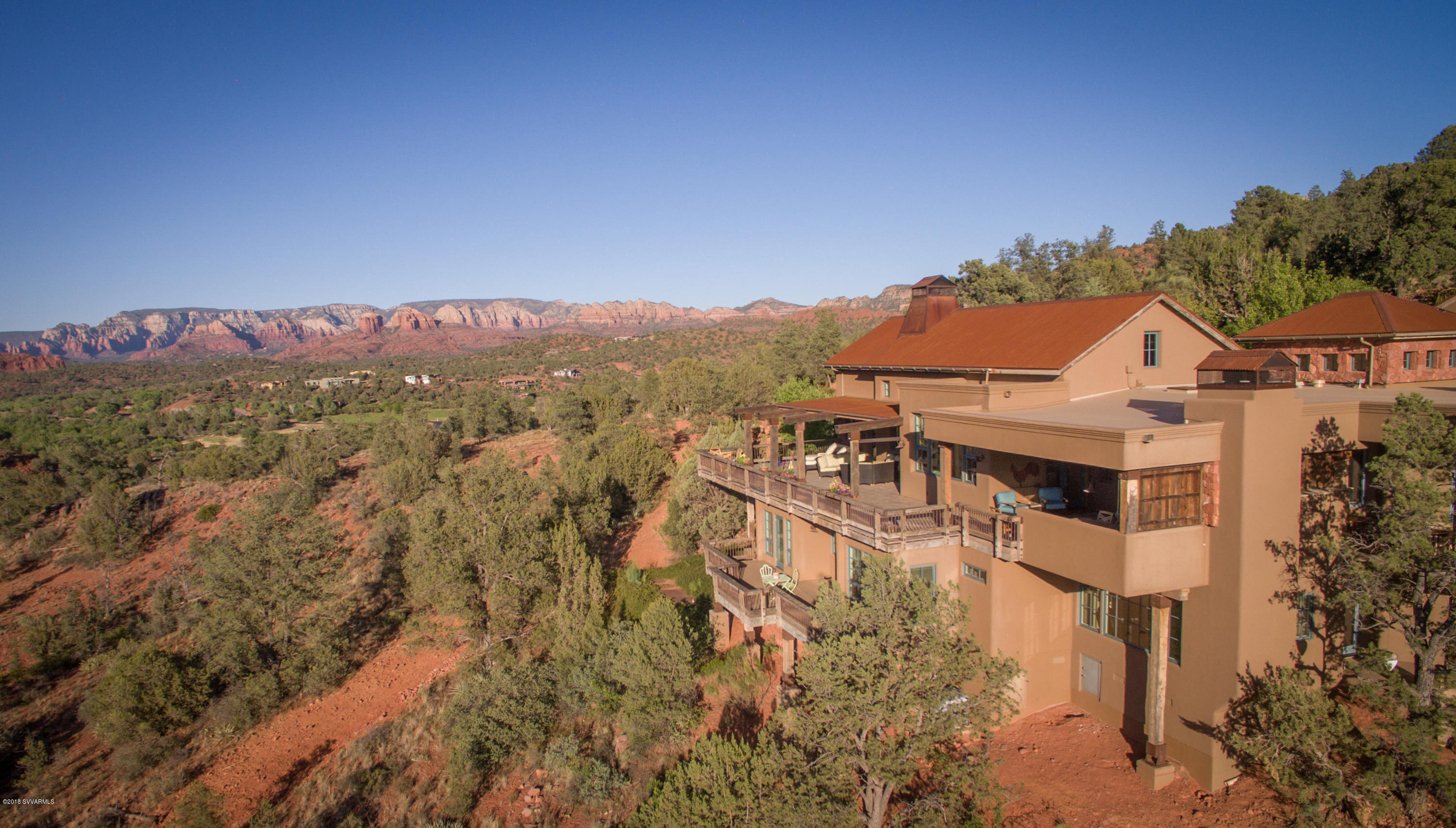 700  Eagle Mountain Ranch Rd, one of homes for sale in Sedona