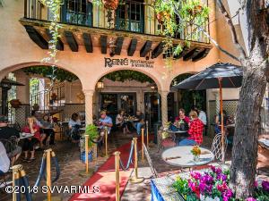 One of many Sedona Restaurants