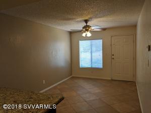 Tiled Family Room