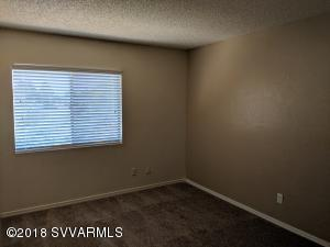 Well Sized Bedroom