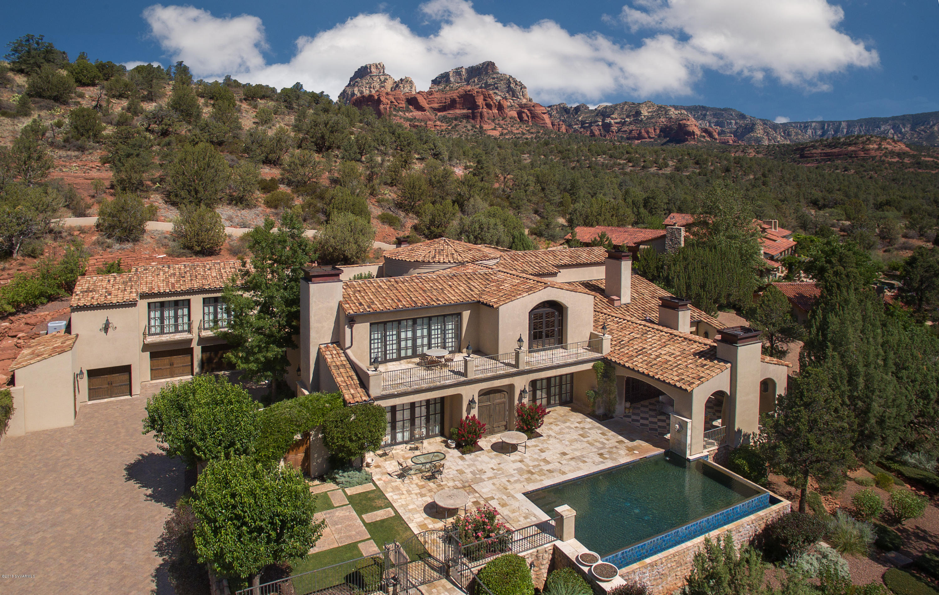 130  Hidden Meadow Drive, one of homes for sale in Sedona