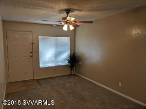Well Sized Family Room