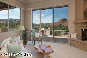 SEDONA\'S BEAUTIFUL LANDSCAPE
