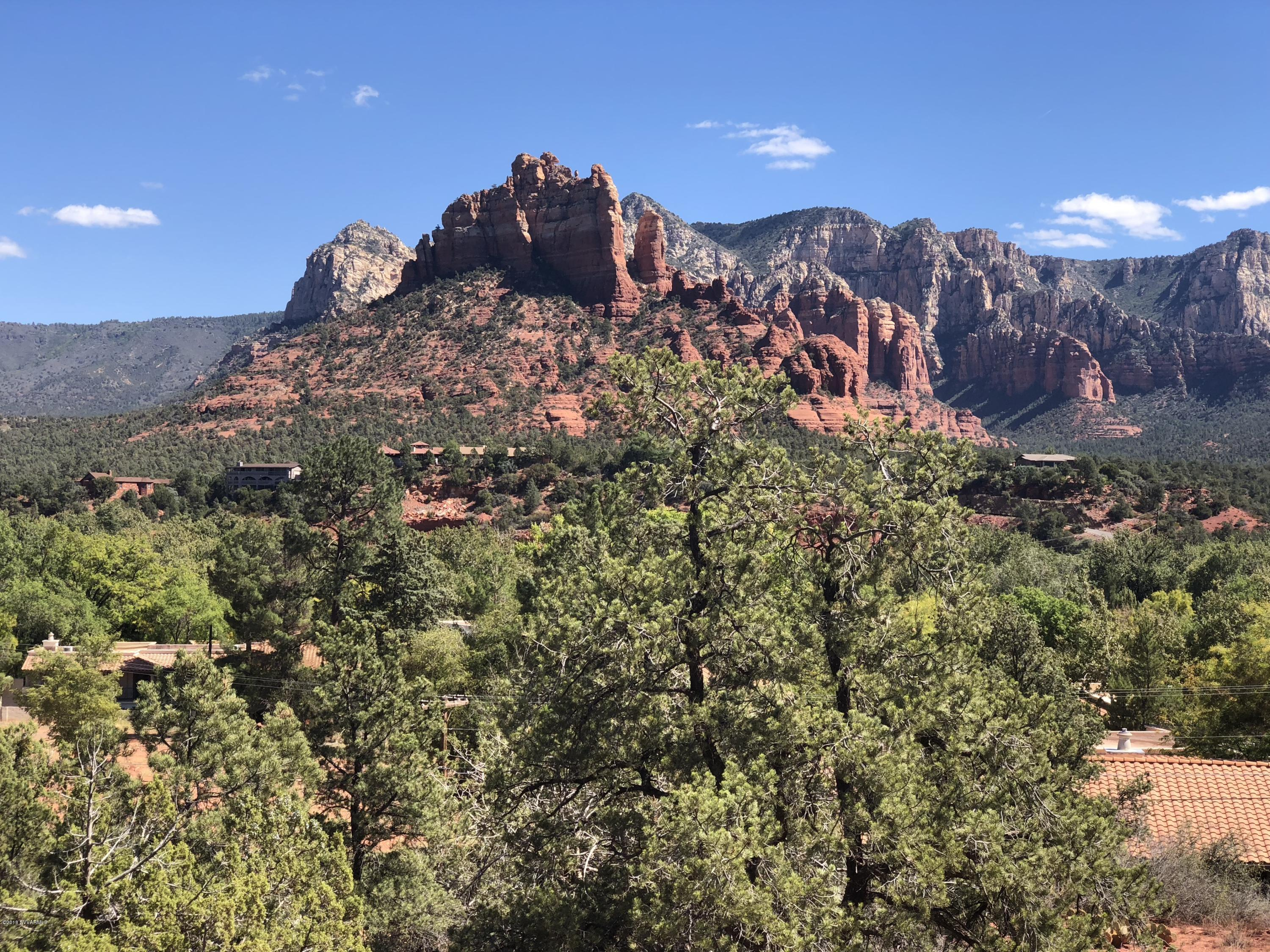 251 Brewer  Approx.1.76 Acre Cf Zoned Lot, Sedona, Arizona
