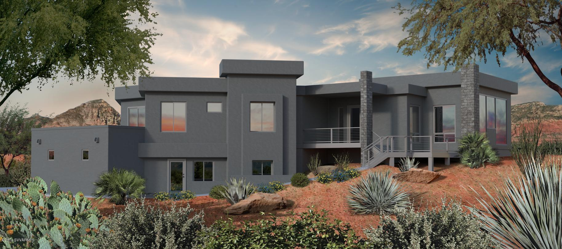 203  Calle Diamante, Sedona, Arizona