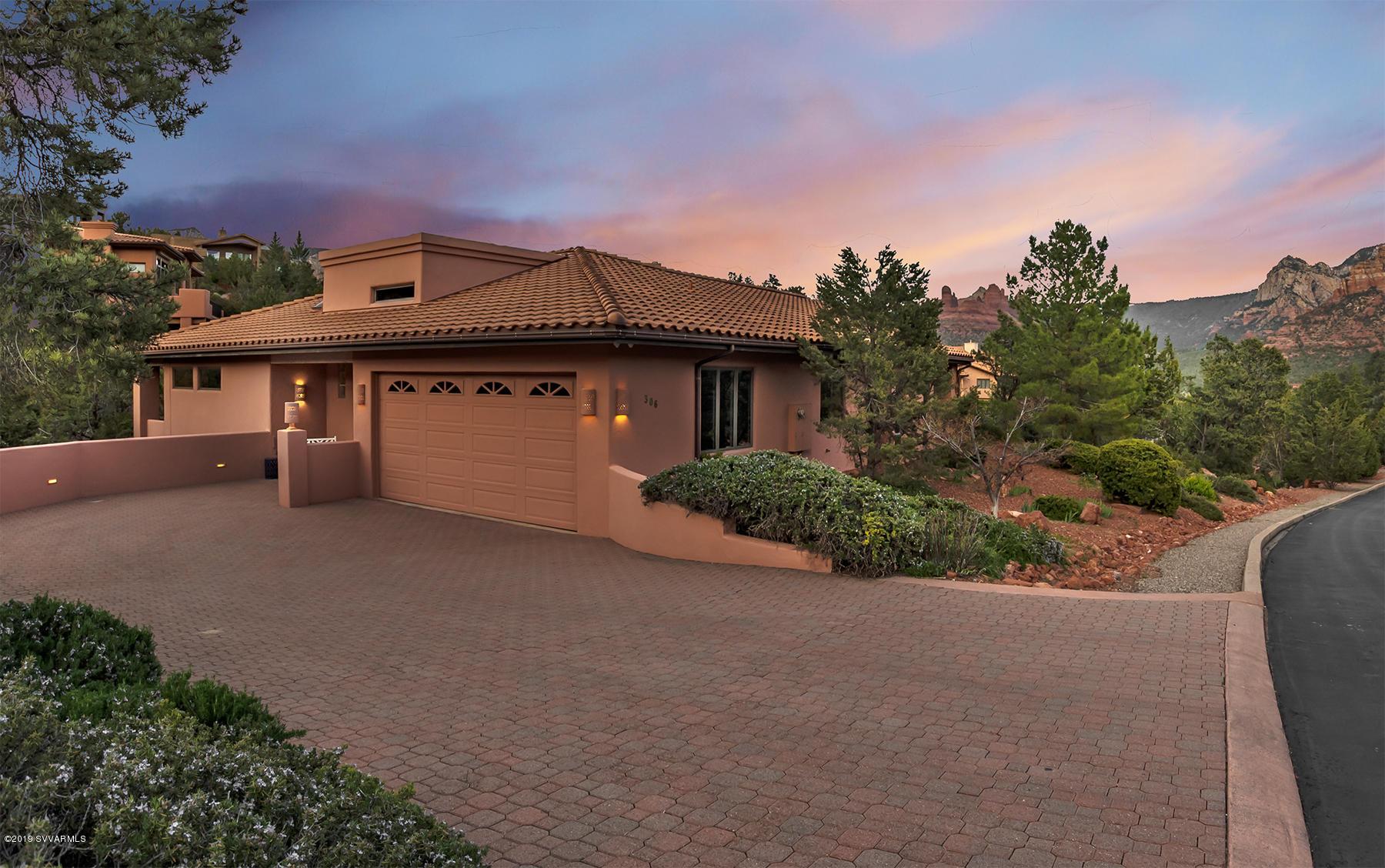 306  Les Springs Drive, Sedona, Arizona