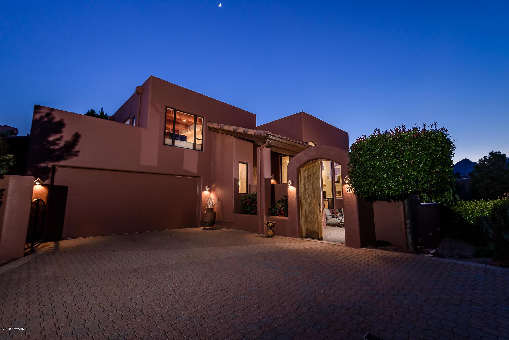 70  Calle Irena, Sedona, Arizona