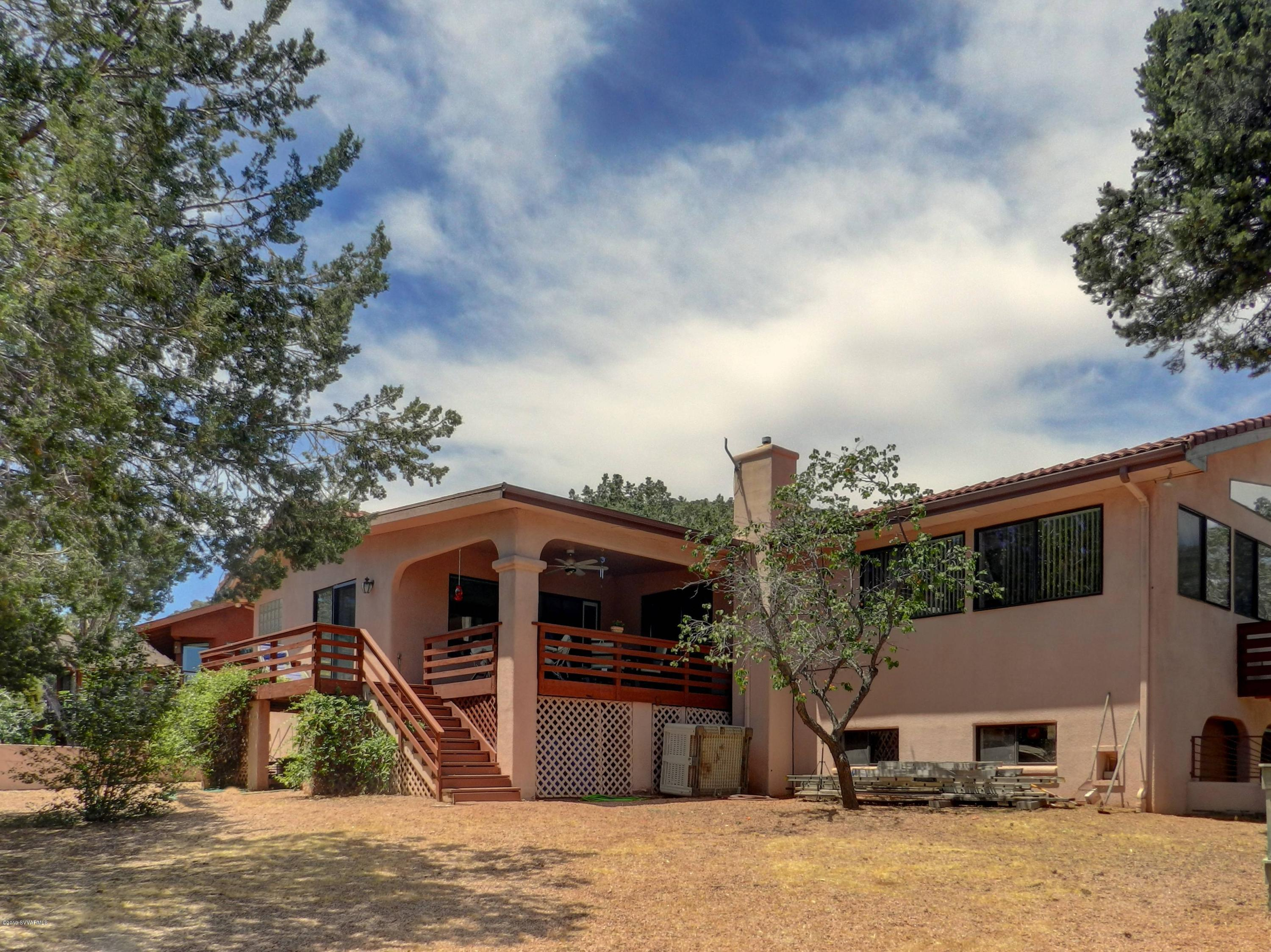 One of Sedona 3 Bedroom Homes for Sale at 130  Blackjack Drive