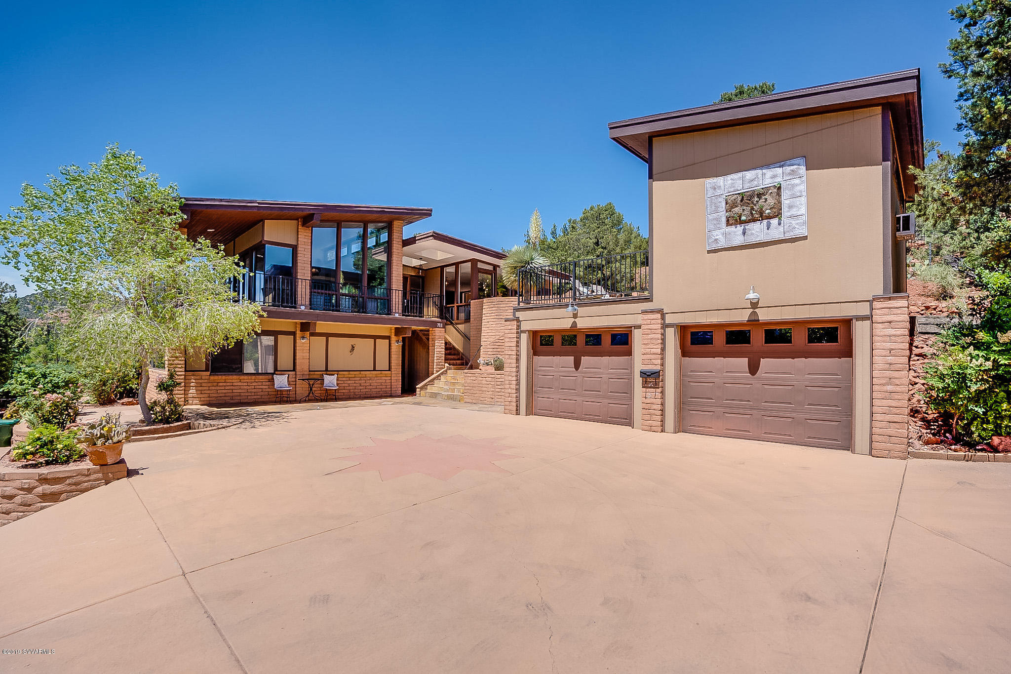 711  Forest Rd, Sedona in Coconino County, AZ 86336 Home for Sale