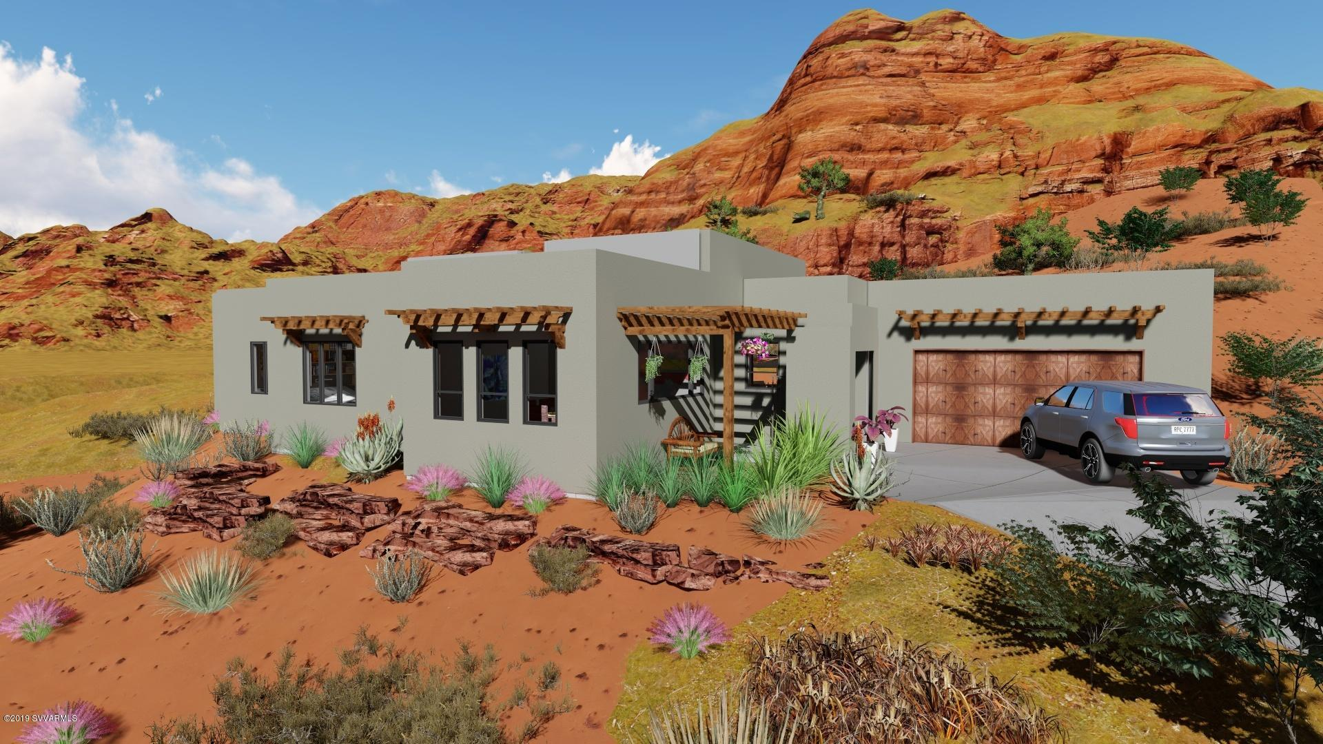 25  Red Range Circle, Sedona, Arizona