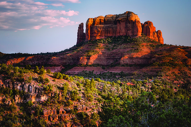 One of Sedona Homes for Sale at 17  Peak Point