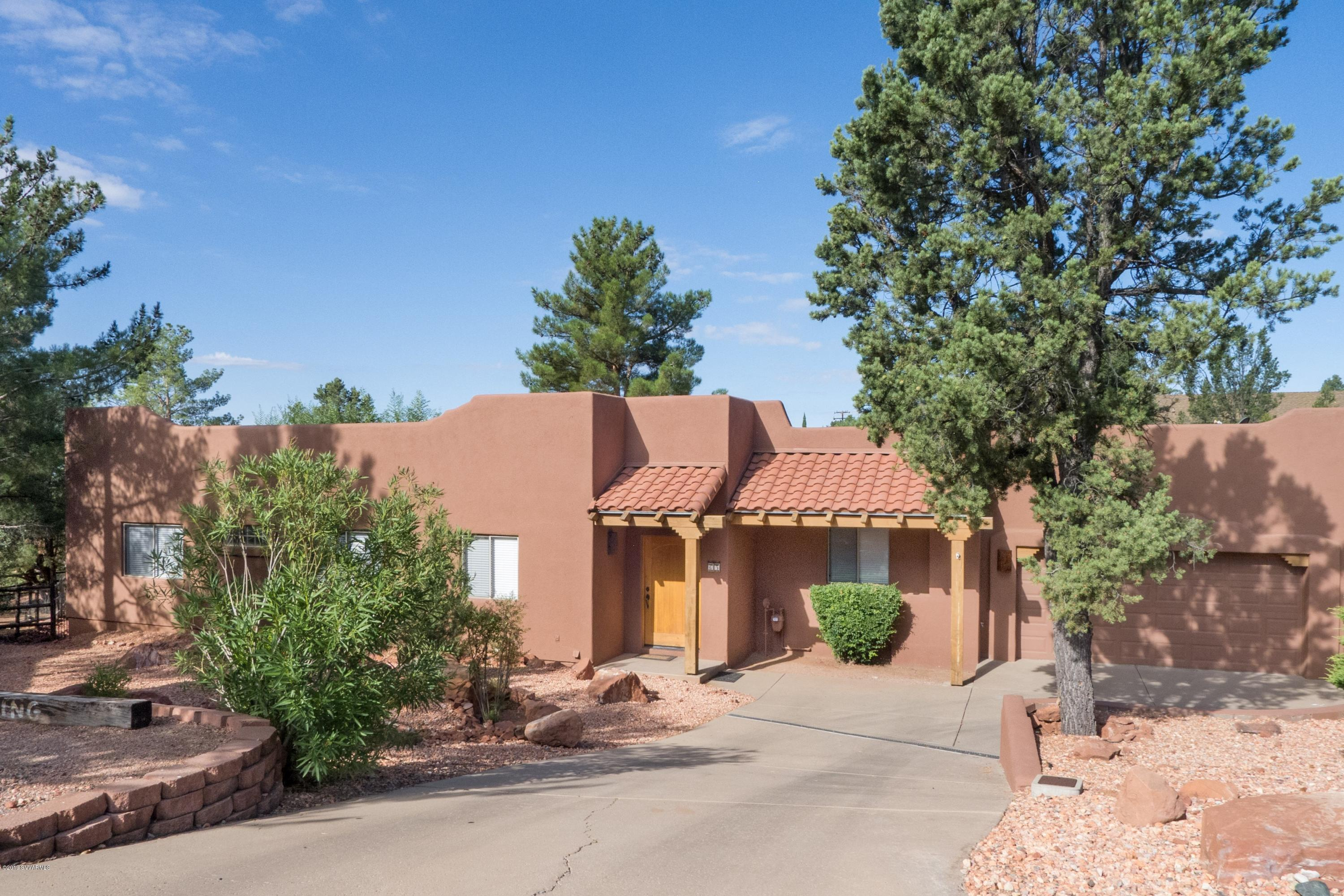 One of Sedona 3 Bedroom Homes for Sale at 65  Zane Grey Circle