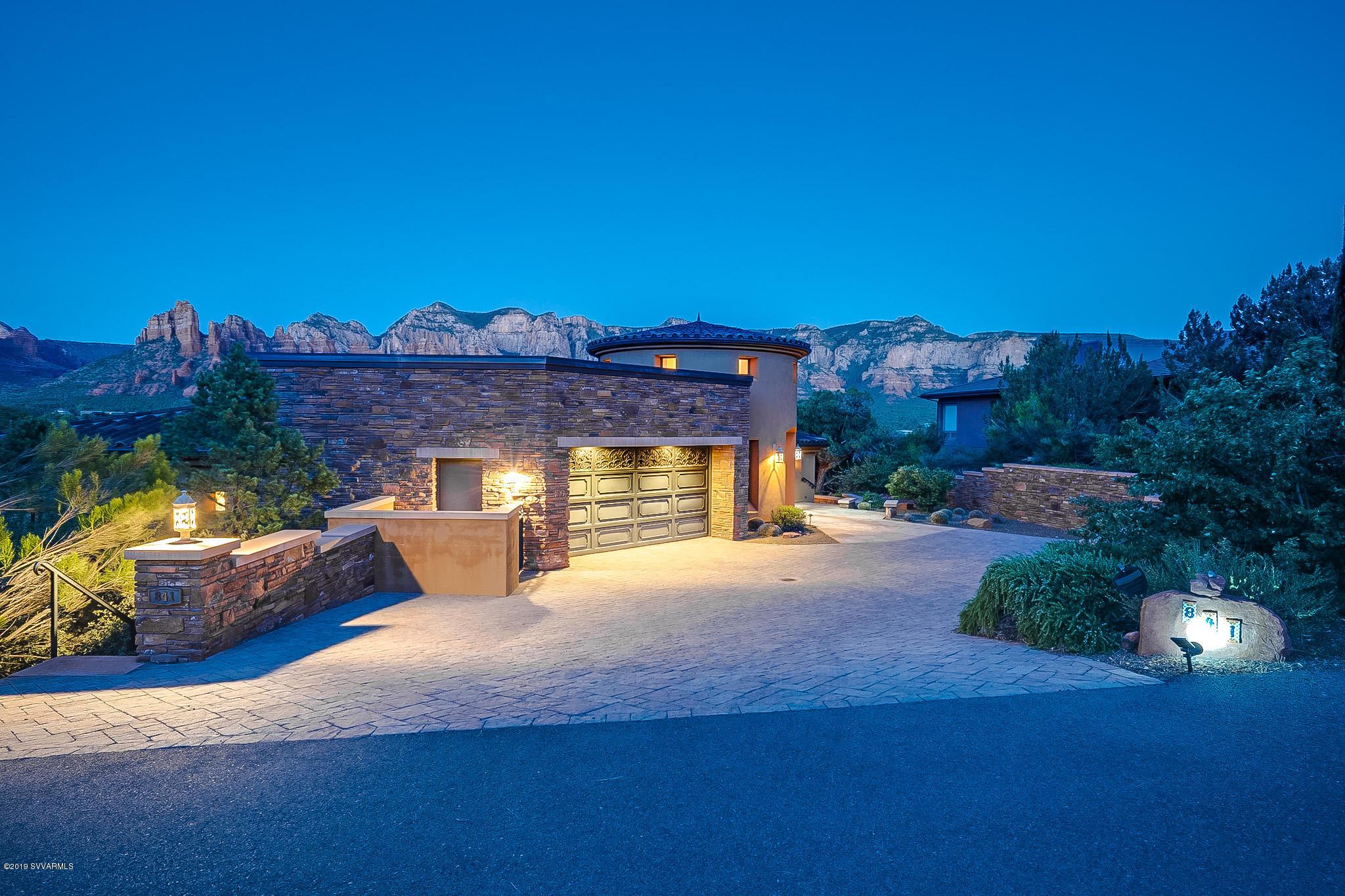 841 N Palisades Drive, Sedona, Arizona
