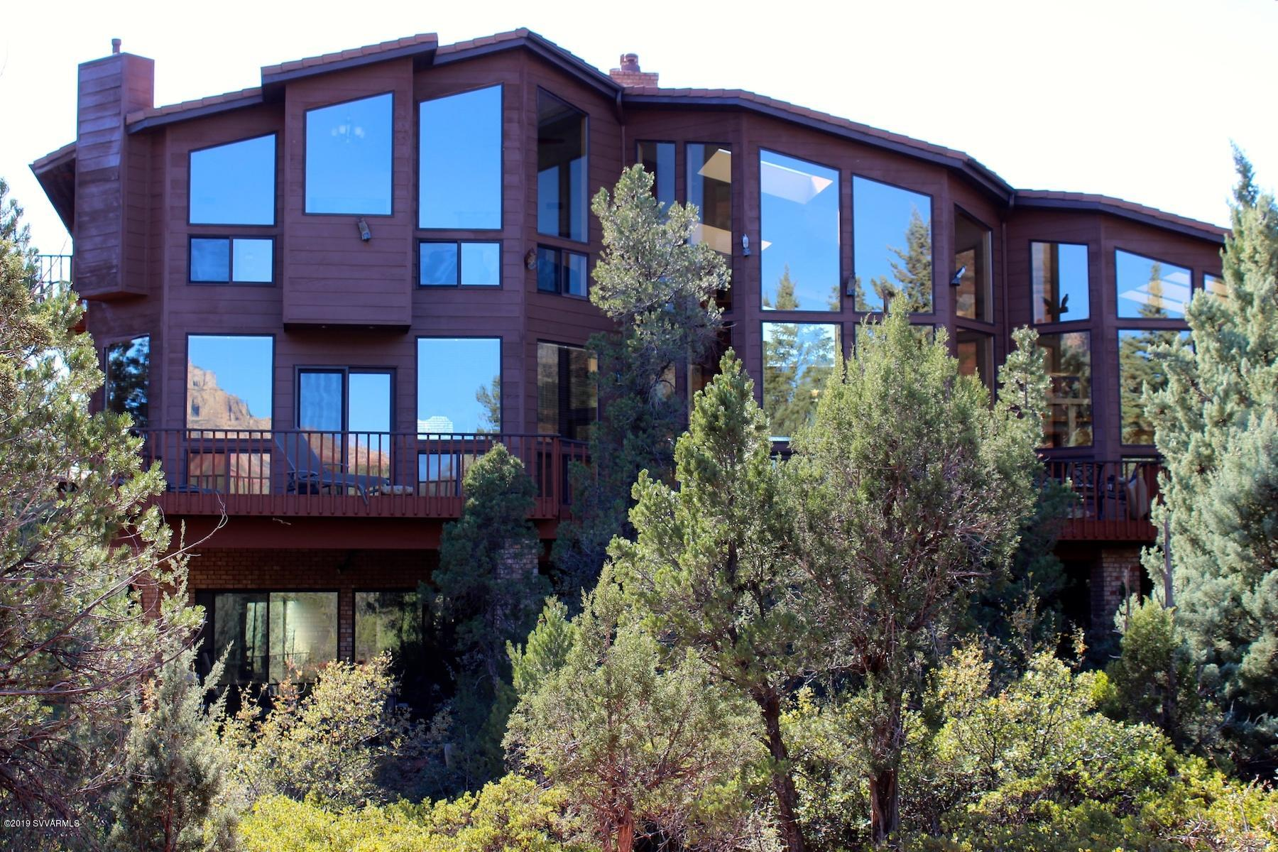 305  Rim Shadows Drive, Sedona, Arizona