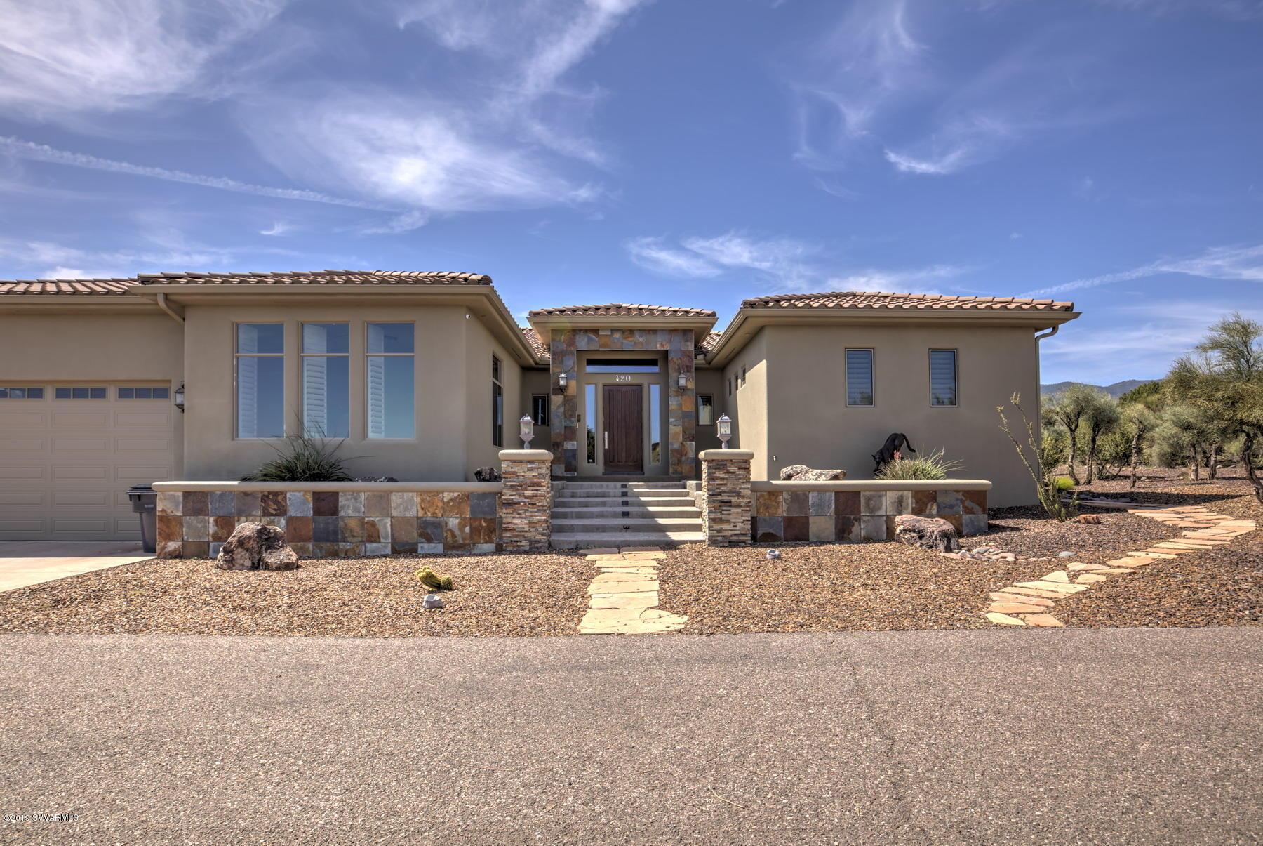 Photo of 420 E Shadow Ridge Rd, Cottonwood, AZ 86326