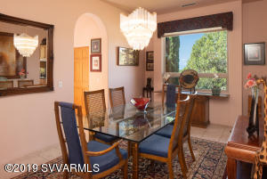 DINING ROOM OPEN FLOOR PLAN