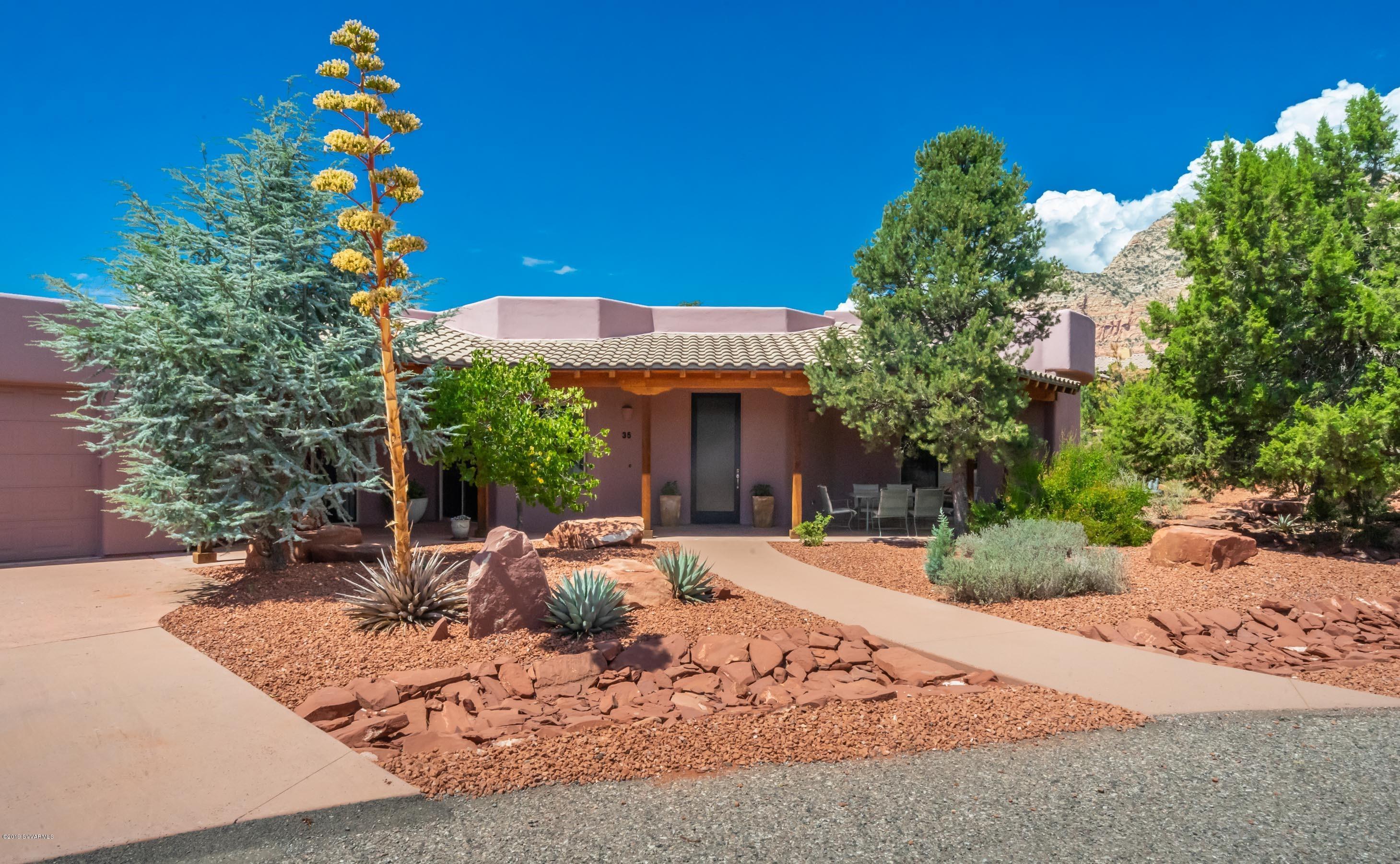 35  Crimson View Drive, Sedona, Arizona