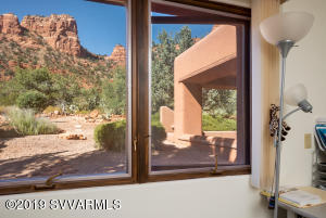 Inspiring Red Rock Views In Your Office