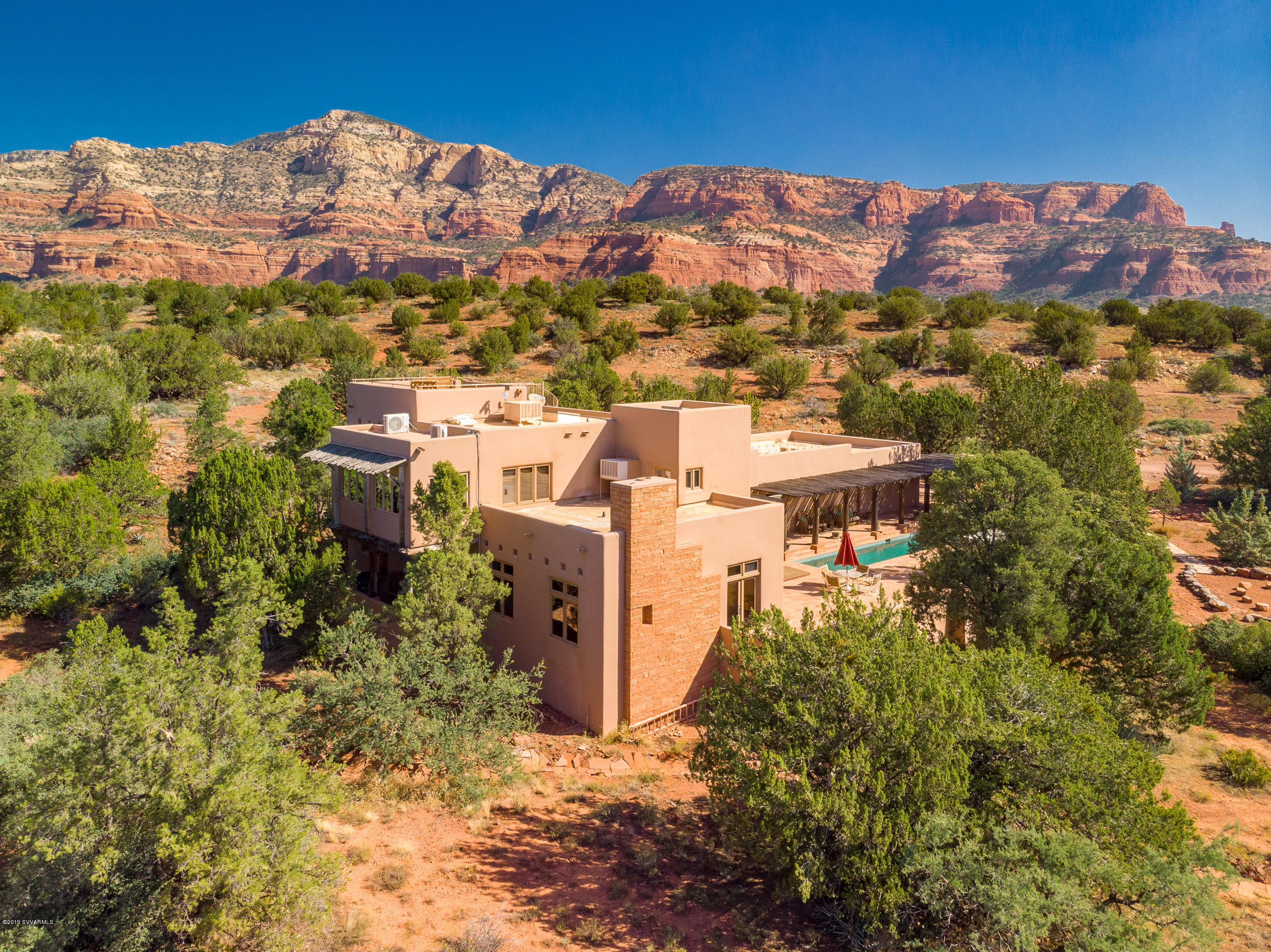 140  Bear Mountain Rd, one of homes for sale in Sedona