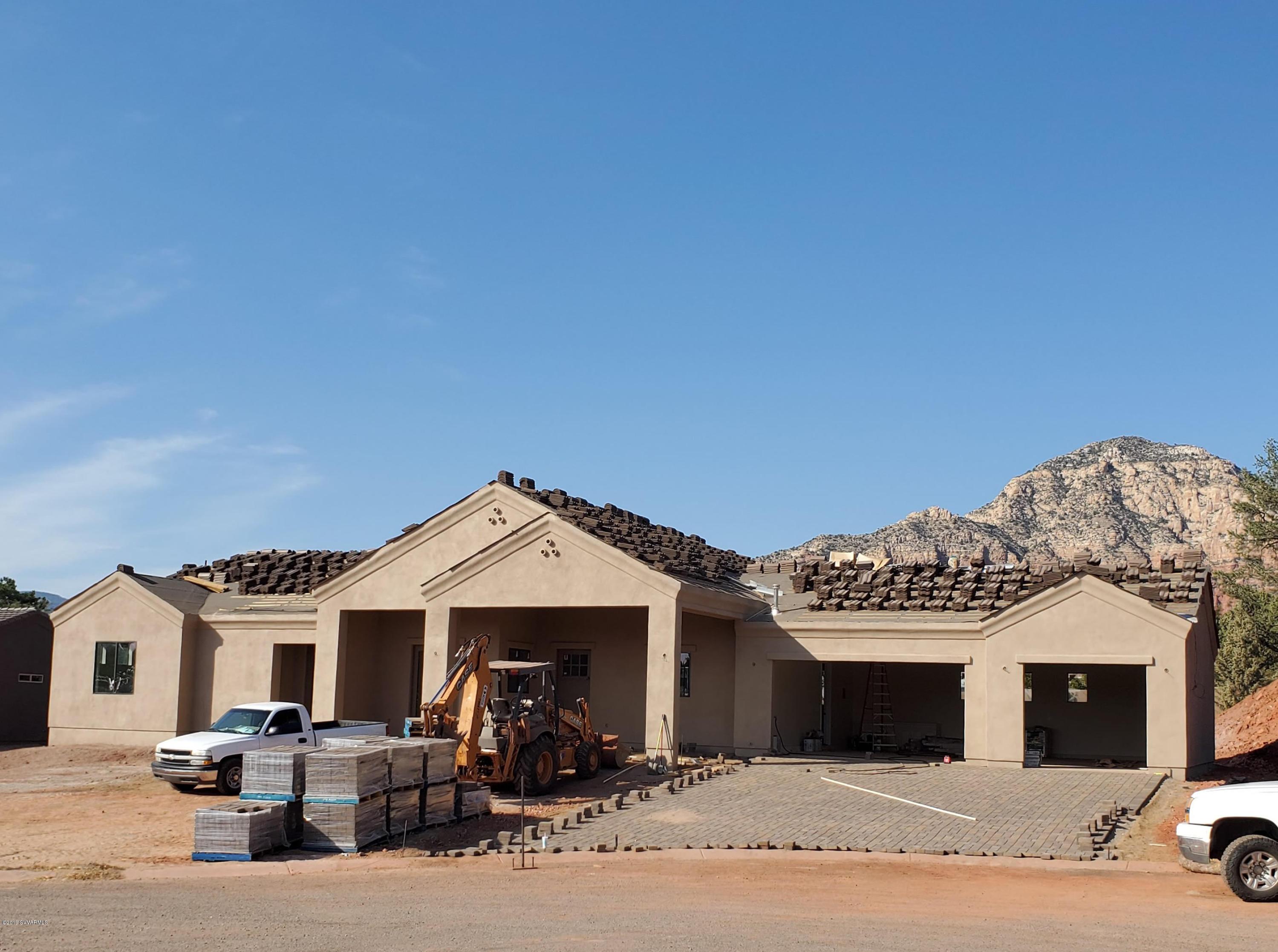 20  Via Del Arte, Sedona in Yavapai County, AZ 86336 Home for Sale