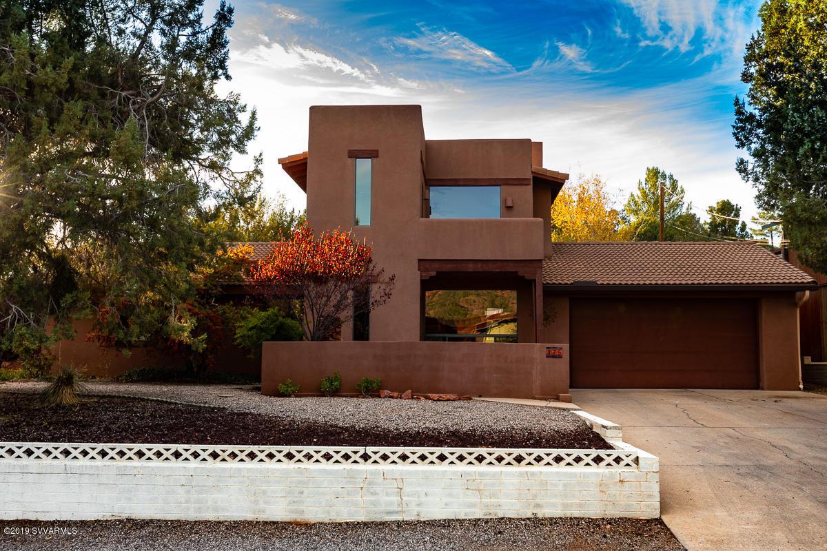 375  Van Deren Rd, Sedona in Coconino County, AZ 86336 Home for Sale