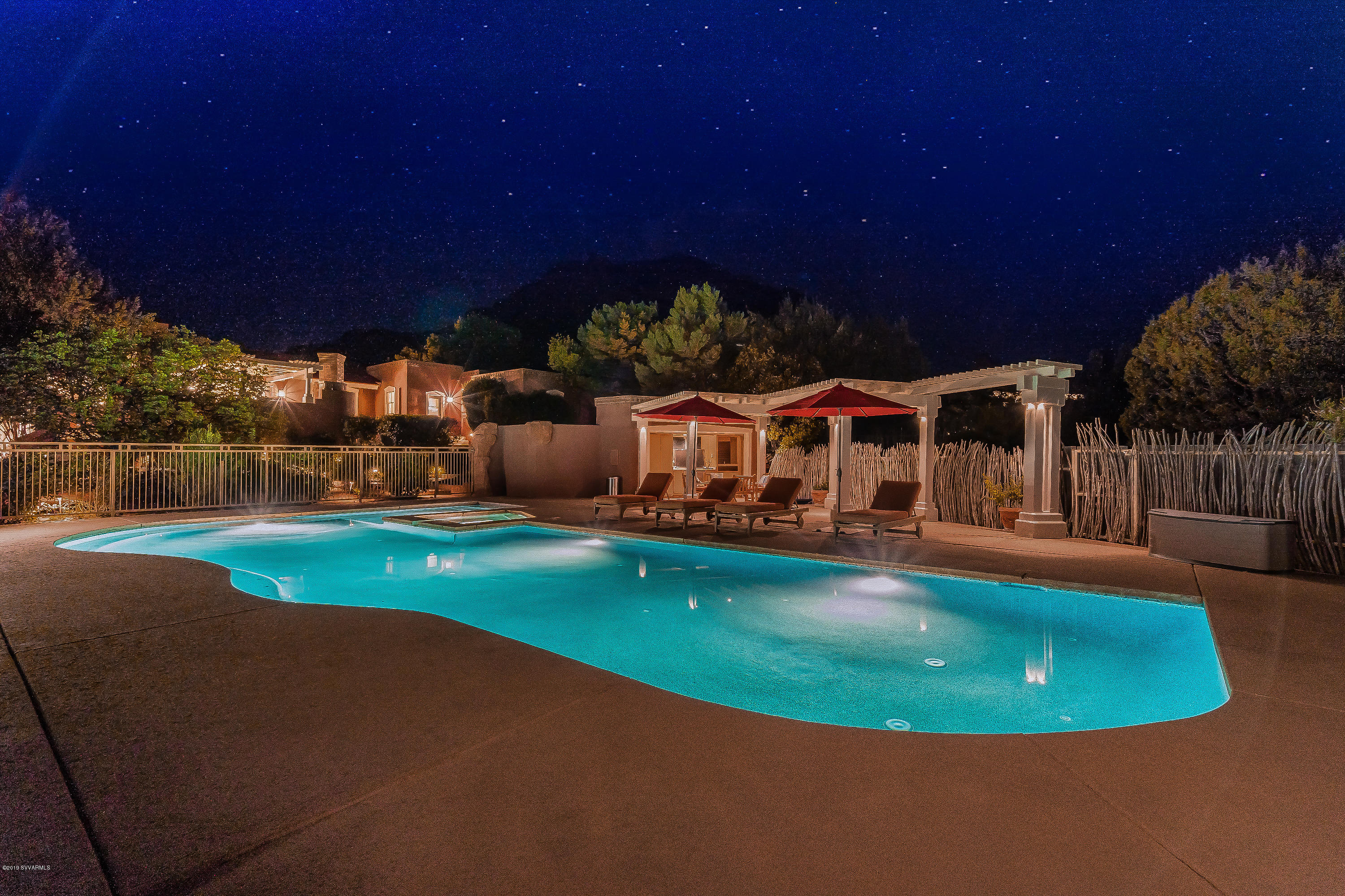 40  Evergreen Drive, one of homes for sale in Sedona