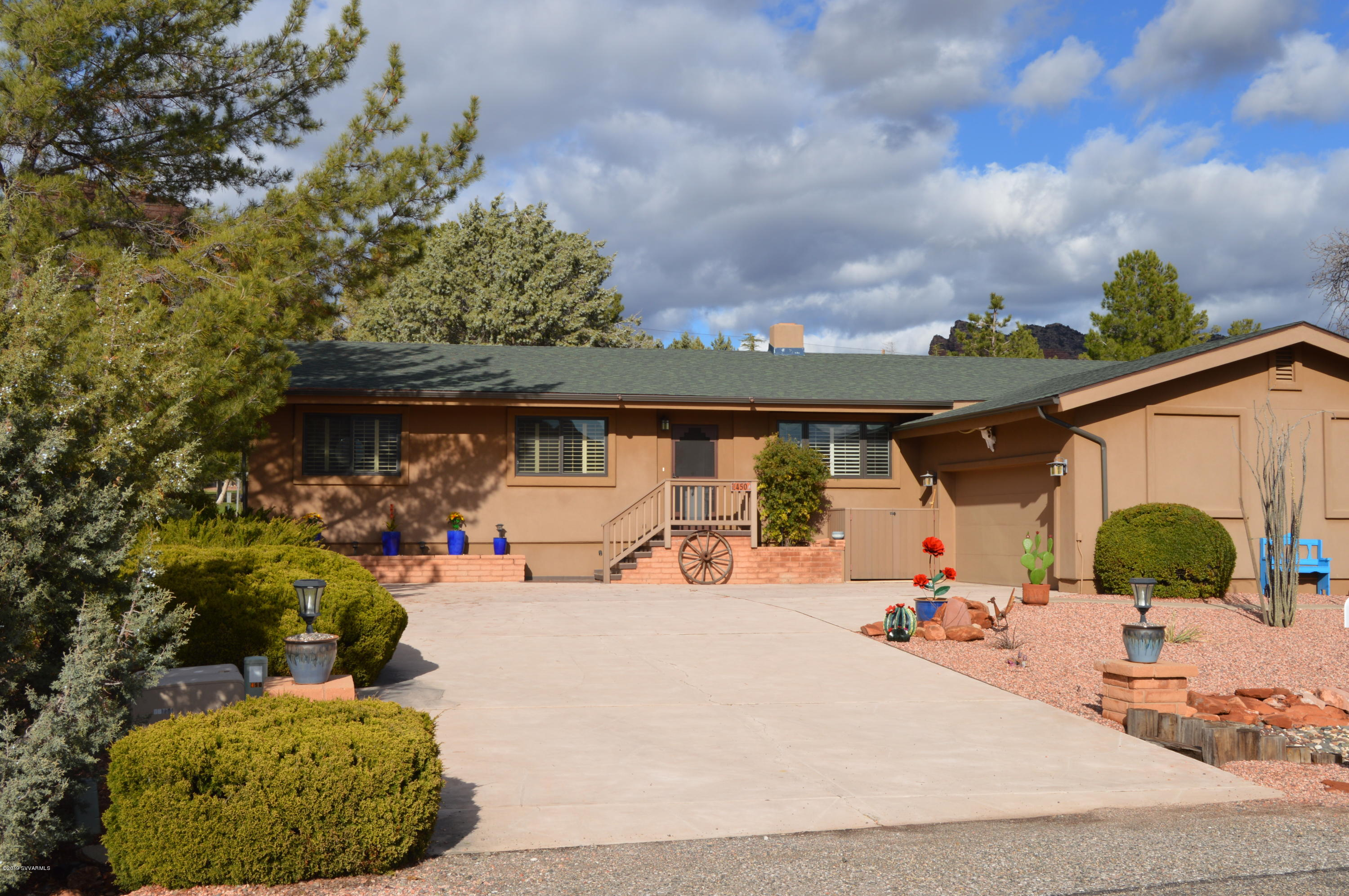 One of Sedona 2 Bedroom Homes for Sale at 450  Verde Valley School Rd