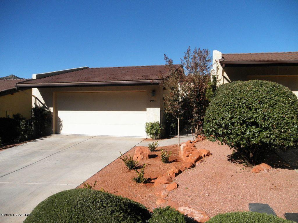 298  Lookout Drive, Sedona in Yavapai County, AZ 86351 Home for Sale