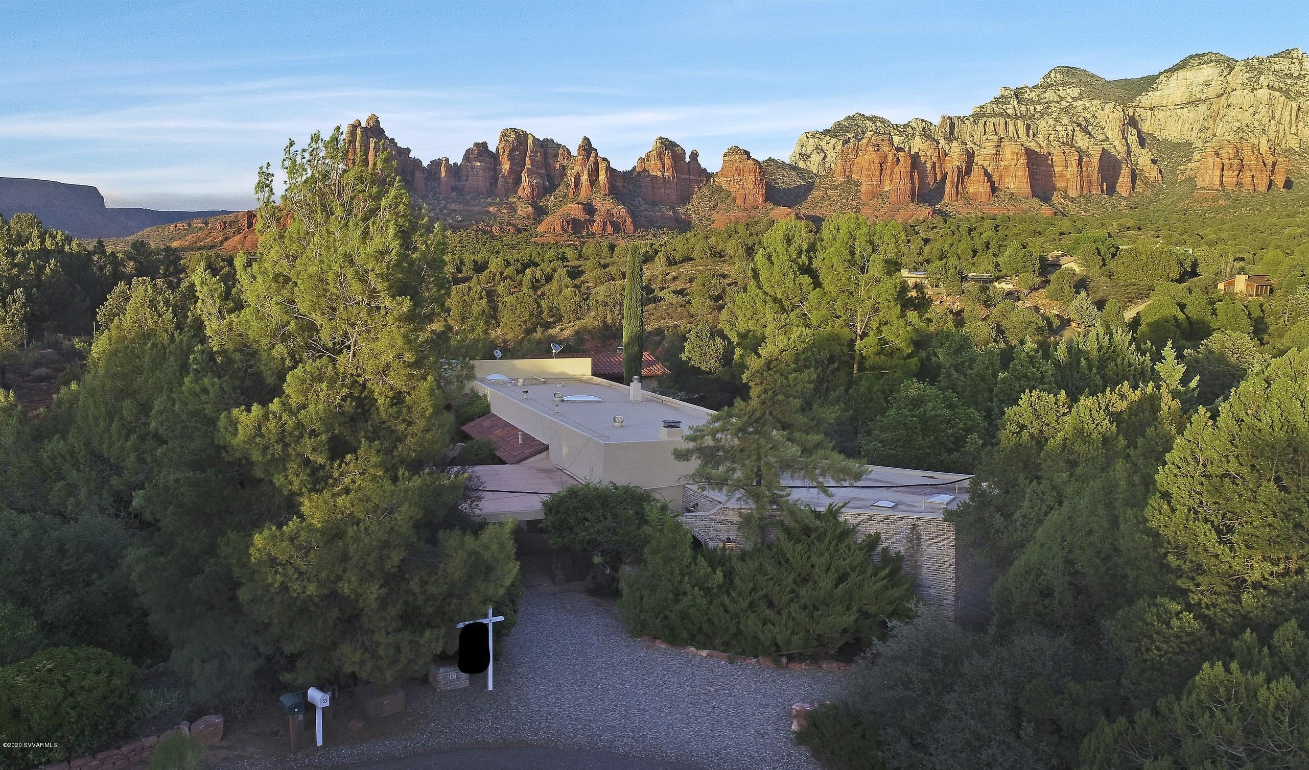 53  Pinon Court, Sedona in Coconino County, AZ 86336 Home for Sale