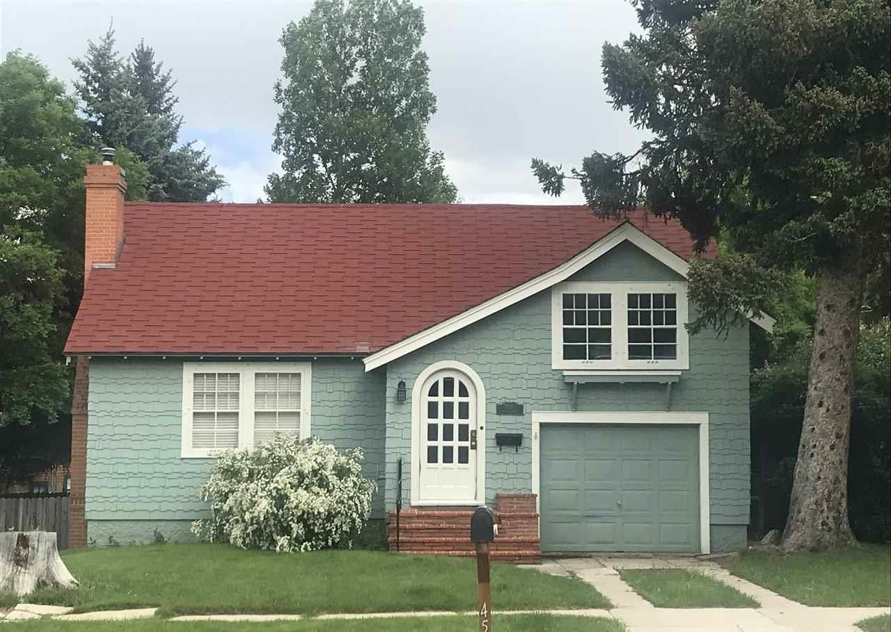 457 Adams Avenue, Buffalo, Wyoming 82834, 3 Bedrooms Bedrooms, ,1 BathroomBathrooms,Residential,For Sale,Adams,18-660