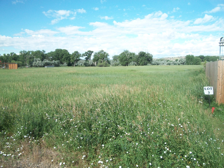 Lot 3 Park Avenue, Kaycee, Wyoming 82639, ,Building Site,For Sale,Park,17-696