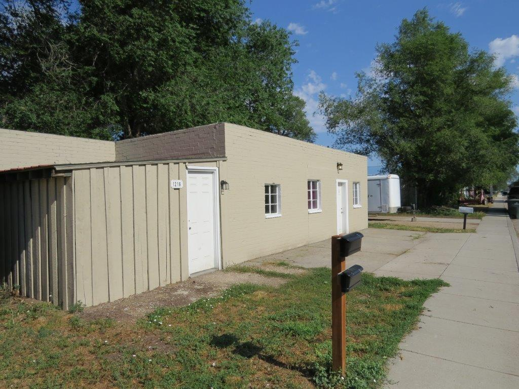 1216 N Gould Street, Sheridan, Wyoming 82801, 2 Bedrooms Bedrooms, ,2 BathroomsBathrooms,Residential,For Sale,Gould,18-801