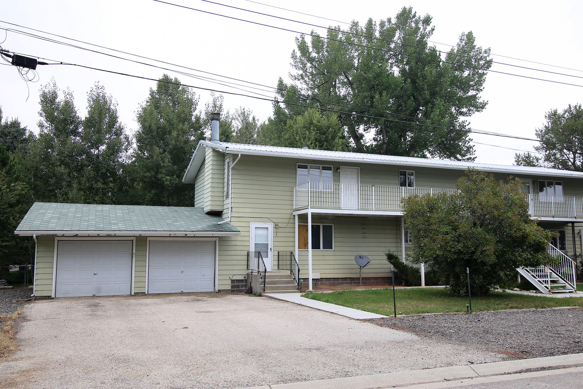 208 3rd Avenue, Dayton, Wyoming 82836, ,Multi-Unit,For Sale,3rd,18-921
