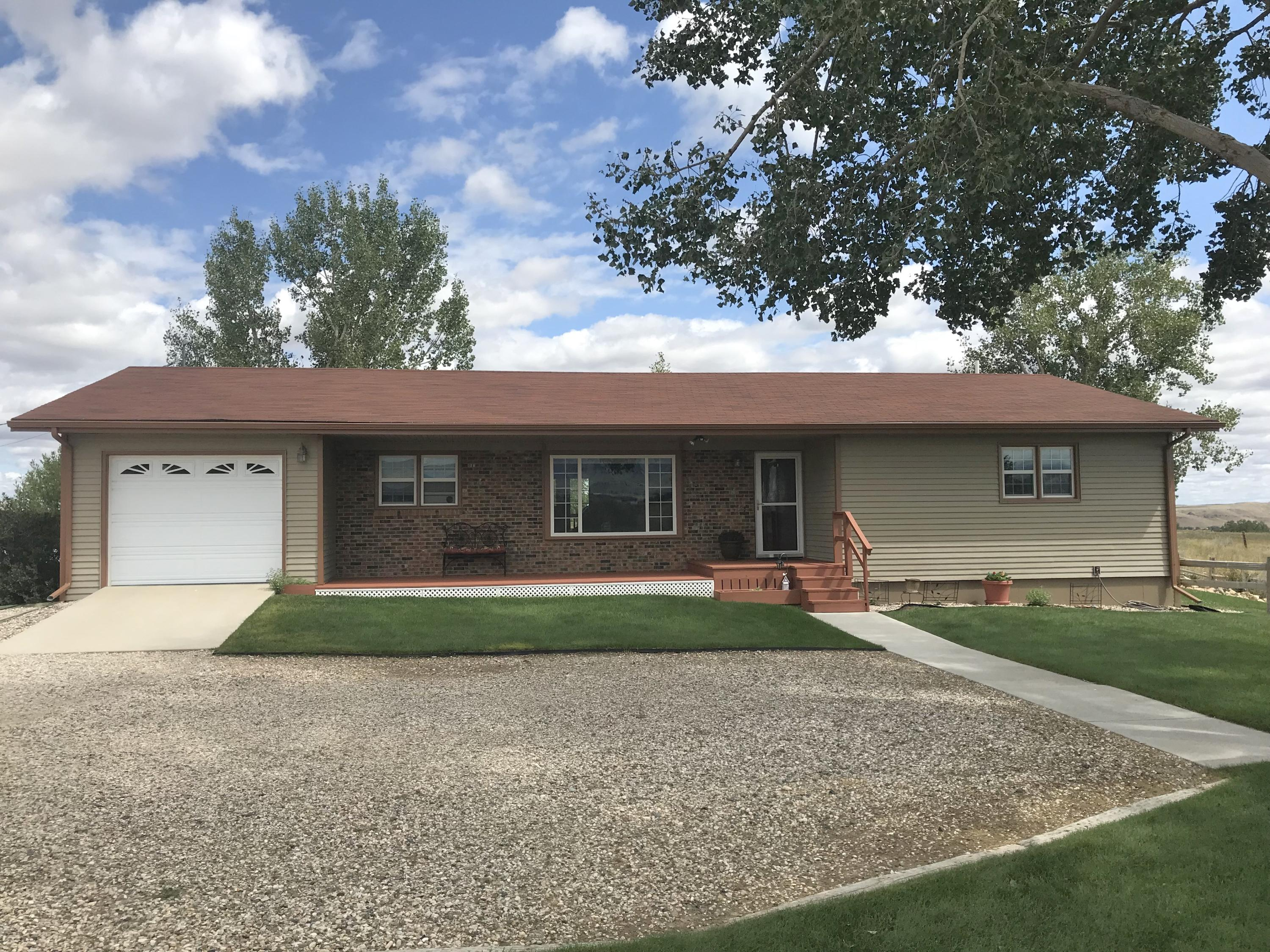 43 Airport Road, Buffalo, Wyoming 82834, 3 Bedrooms Bedrooms, ,2.25 BathroomsBathrooms,Residential,For Sale,Airport,18-922