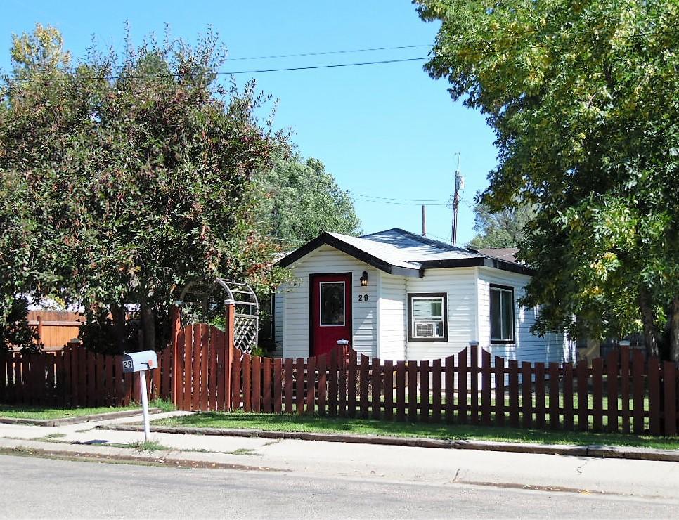 29 Carlin Street, Sheridan, Wyoming 82801, 2 Bedrooms Bedrooms, ,1 BathroomBathrooms,Residential,For Sale,Carlin,18-962