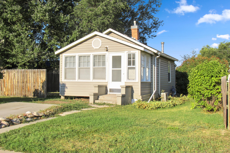 1626 Gould Street, Sheridan, Wyoming 82801, 1 Bedroom Bedrooms, ,1 BathroomBathrooms,Residential,For Sale,Gould,18-980