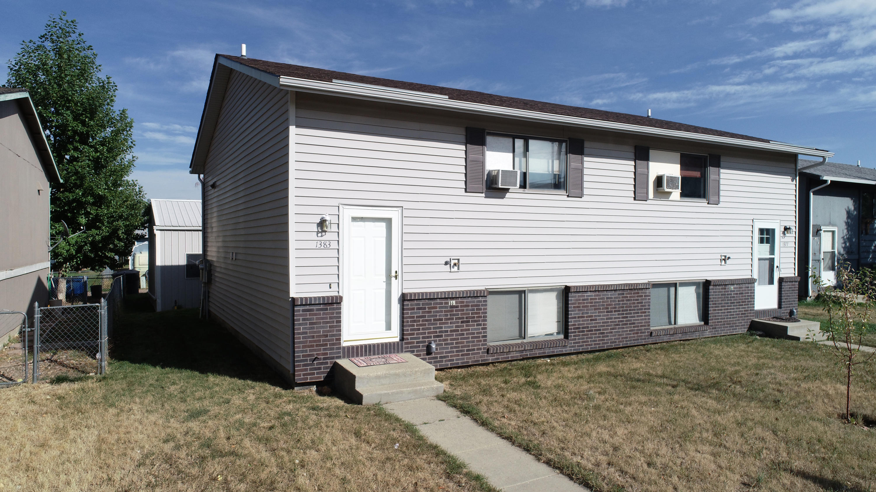 1377/1383 Highland Avenue, Sheridan, Wyoming 82801, ,Multi-Unit,For Sale,Highland,18-987