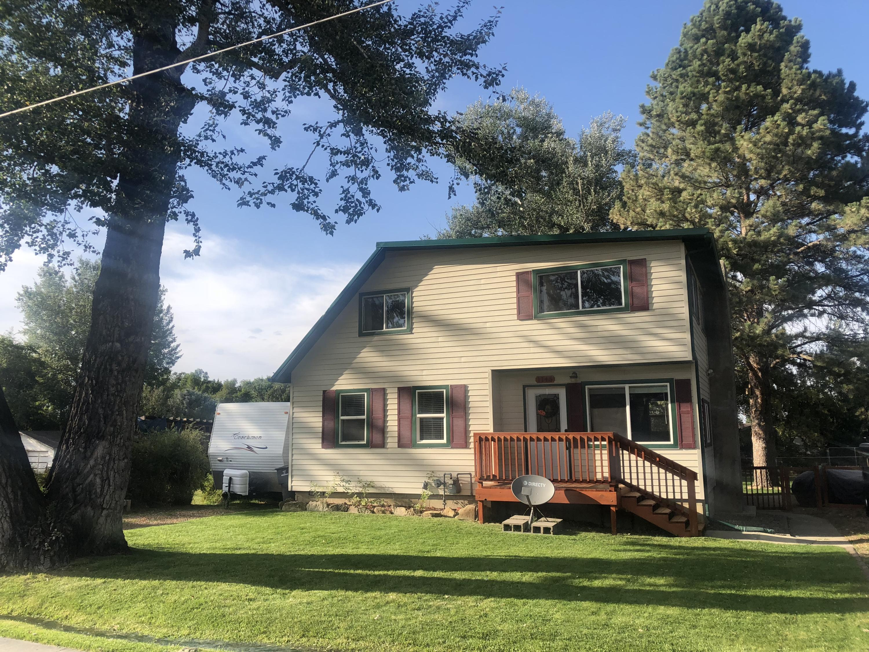 1145 4th Avenue, Sheridan, Wyoming 82801, 5 Bedrooms Bedrooms, ,2 BathroomsBathrooms,Residential,For Sale,4th,18-1049