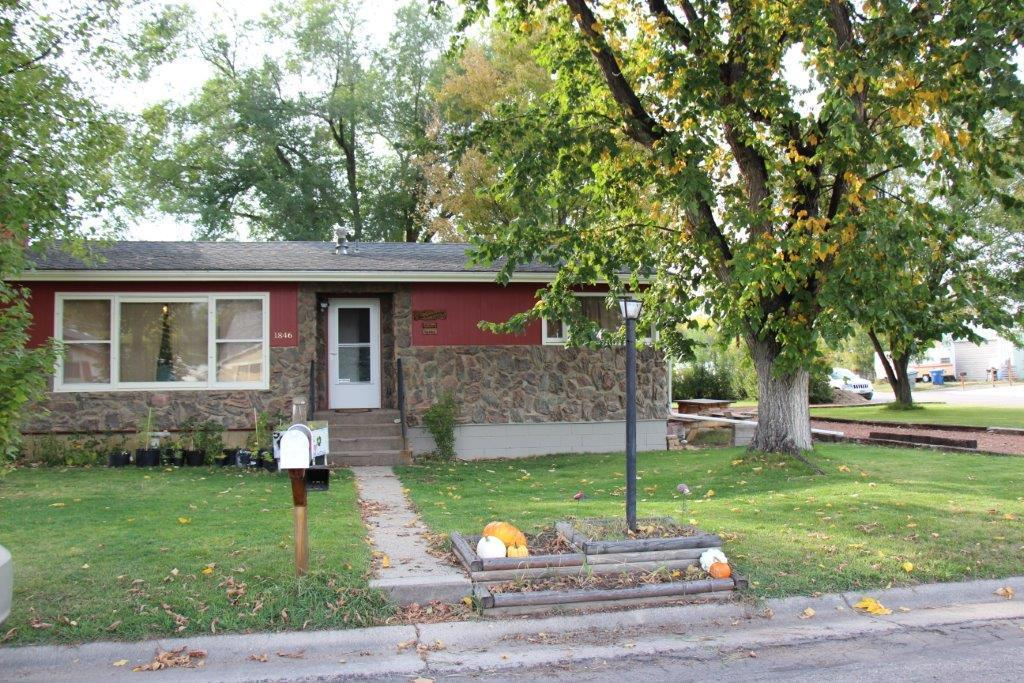1846 Demple Street, Sheridan, Wyoming 82801, 3 Bedrooms Bedrooms, ,1 BathroomBathrooms,Residential,For Sale,Demple,18-1098