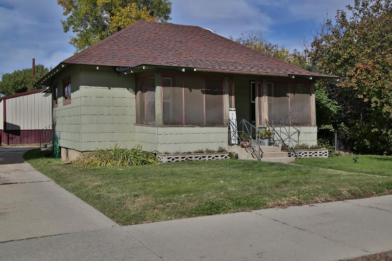551 Park Street, Sheridan, Wyoming 82801, 3 Bedrooms Bedrooms, ,1 BathroomBathrooms,Residential,For Sale,Park,18-1045