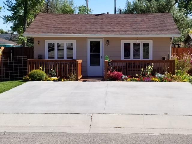 349 Tisdale Avenue, Buffalo, Wyoming 82834, 2 Bedrooms Bedrooms, ,1 BathroomBathrooms,Residential,For Sale,Tisdale,18-1102