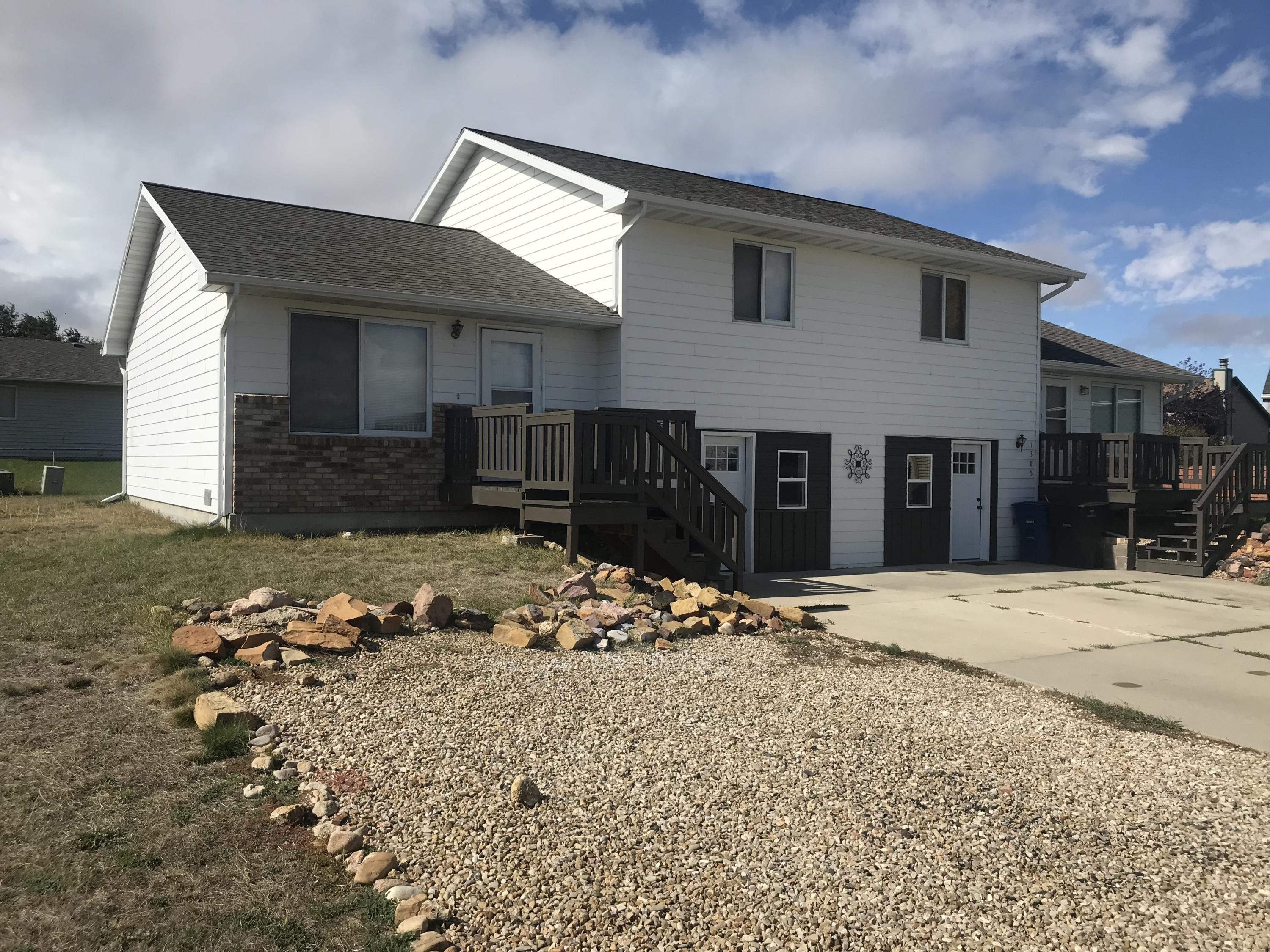 1385 Cove Court, Sheridan, Wyoming 82801, ,Multi-Unit,For Sale,Cove,18-1107