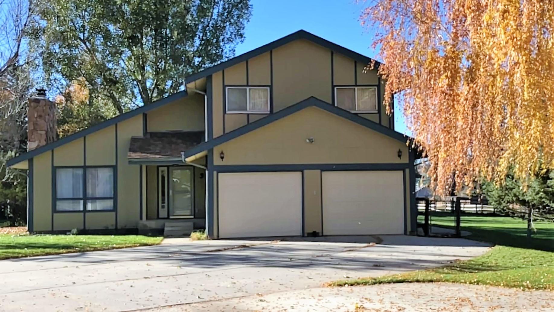 3 Kleiber Drive, Dayton, Wyoming 82836, 3 Bedrooms Bedrooms, ,2.5 BathroomsBathrooms,Residential,For Sale,Kleiber,18-1118