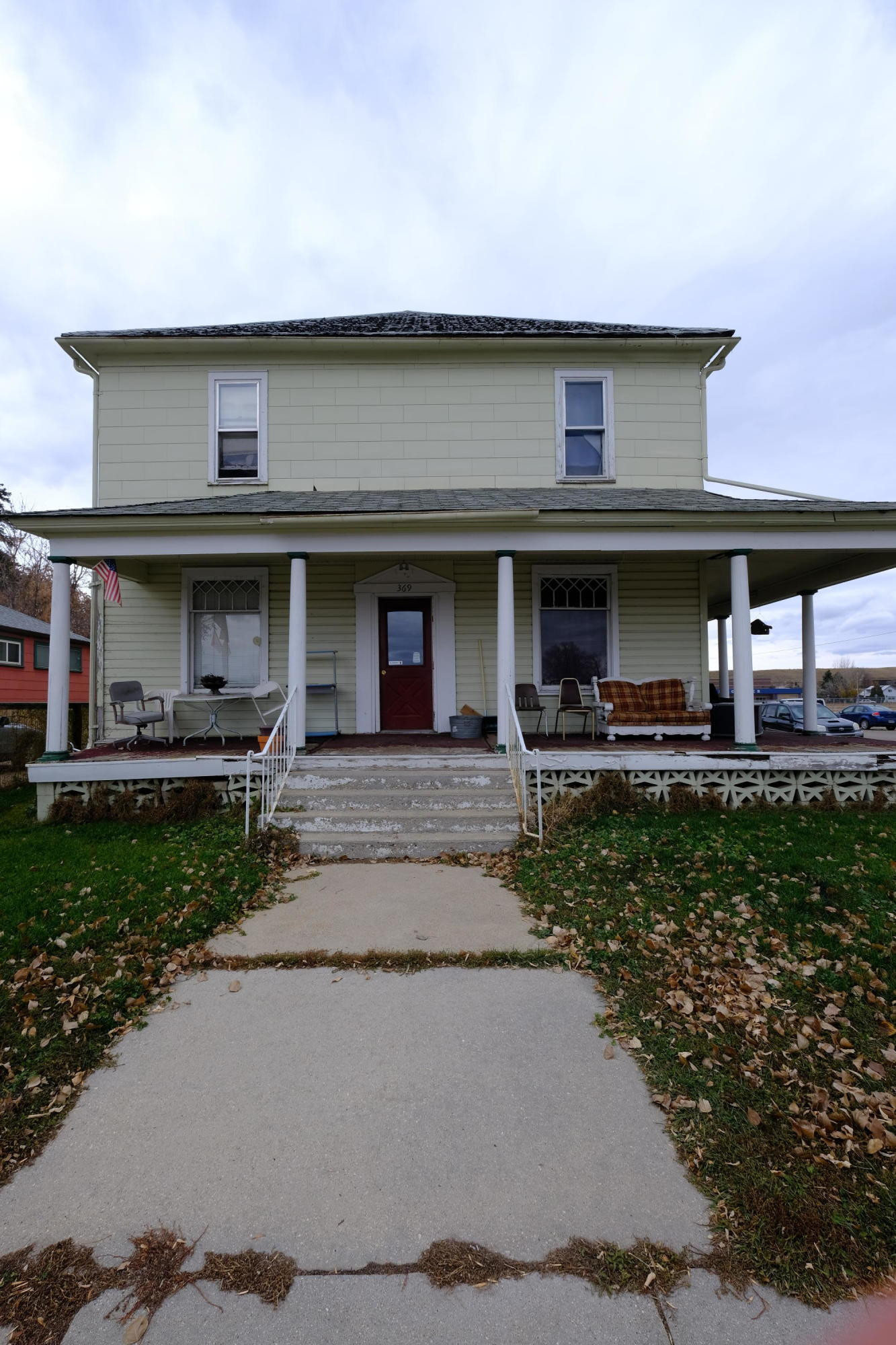 369 Works Street, Sheridan, Wyoming 82801, ,Multi-Unit,For Sale,Works,18-1159