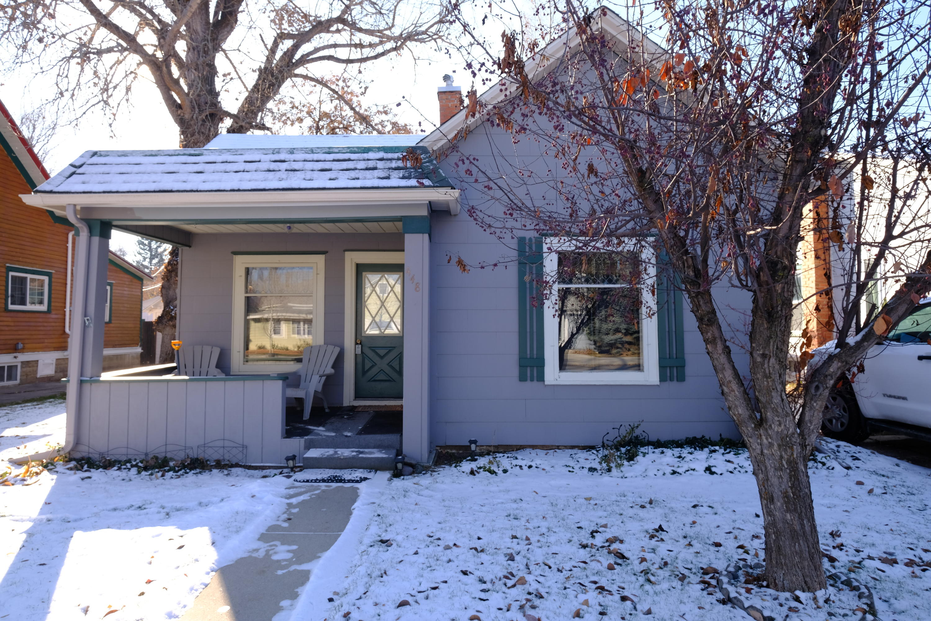 448 Burkitt Street, Sheridan, Wyoming 82801, 2 Bedrooms Bedrooms, ,1 BathroomBathrooms,Residential,For Sale,Burkitt,18-1170