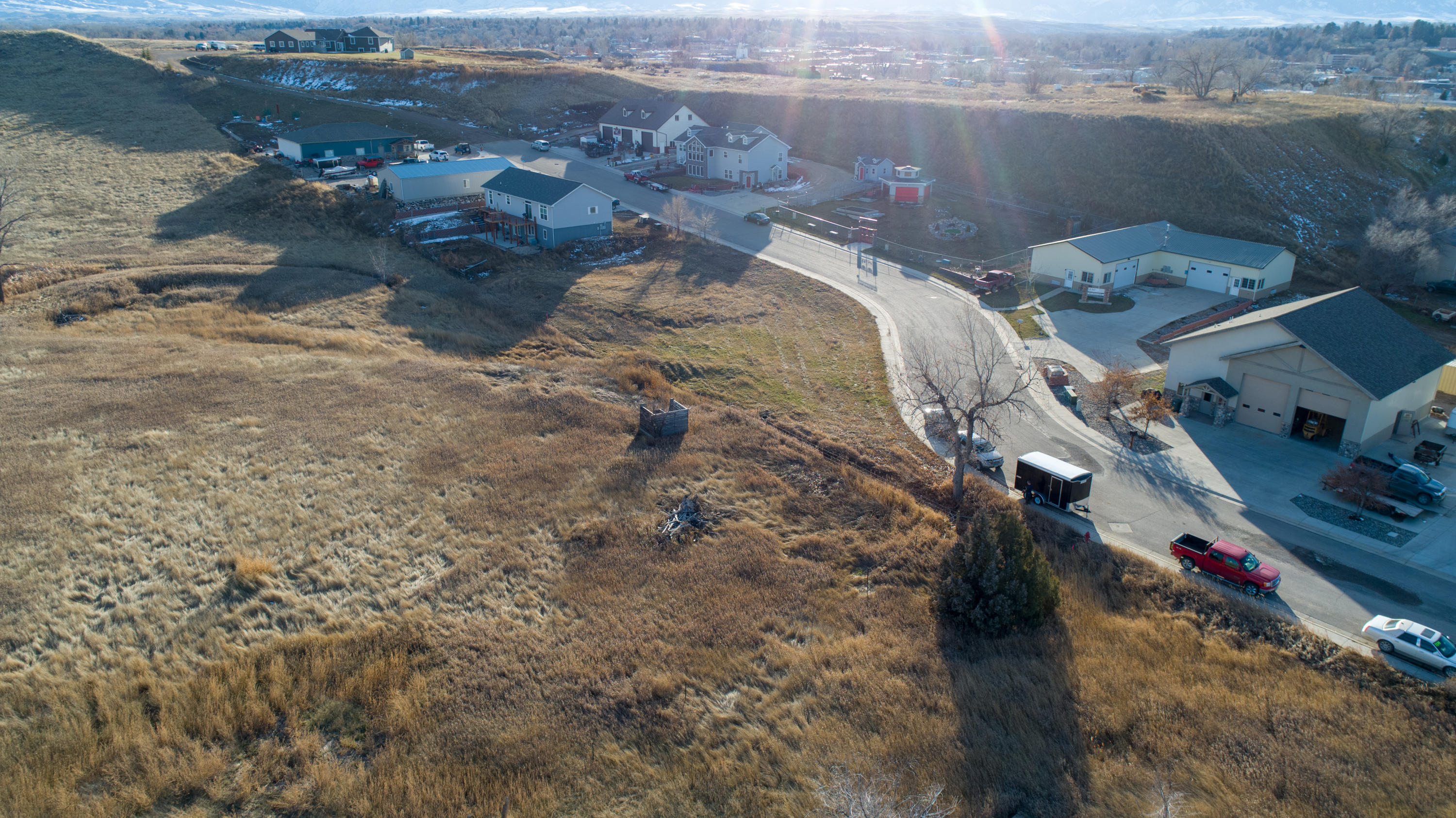 TBD Lincoln Drive, Sheridan, Wyoming 82801, ,Building Site,For Sale,Lincoln,18-1192